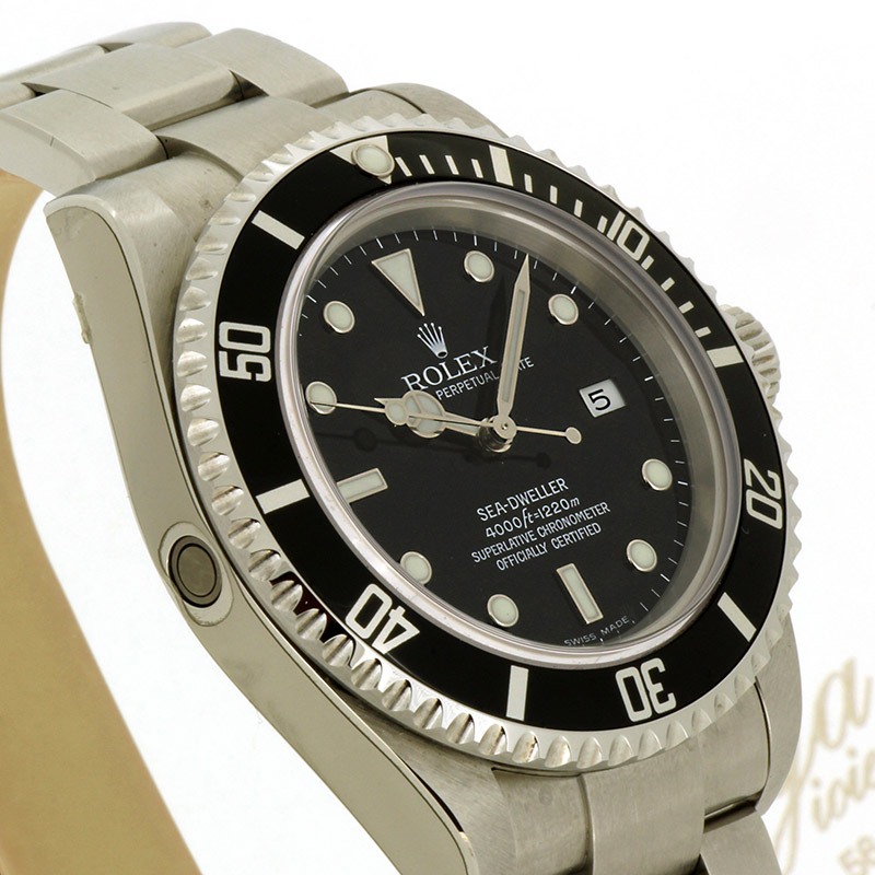 16600 Rolex Oyster Perpetual Sea-Dweller