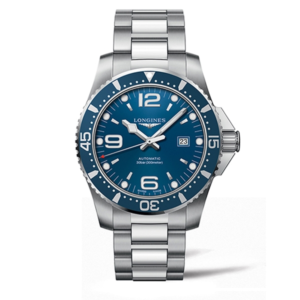 LONGINES HYDROCONQUEST 44 MM REF. L3.841.4.96.6